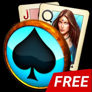 Hardwood Spades – play spades multi-player online