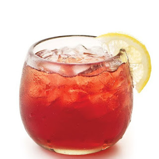Pomegranate-Honey Coolers.