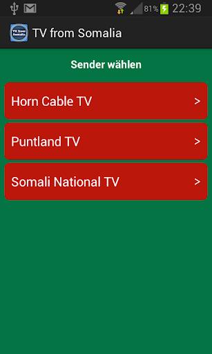 電視索馬里