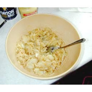 Schwabischer Kartoffelsalat (Schwabish Potato salad)
