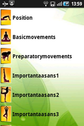 yoga-the fitness secret - screenshot