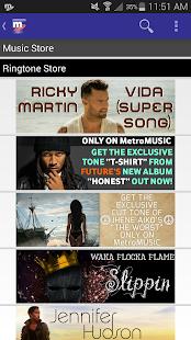 MetroMUSIC - screenshot thumbnail