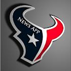 Houston Texans News App icon