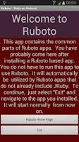 Screenshot of Ruboto Core