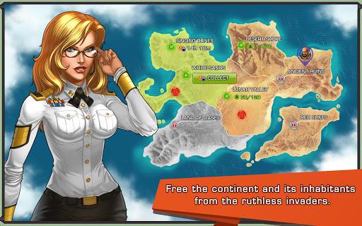 Iron Desert - Fire Storm 5.6 screenshots 13