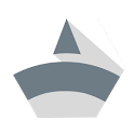 Bearing - Android wear compass icon