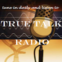 True Talk Radio! logo