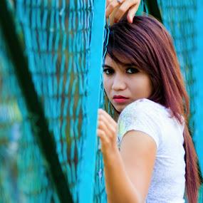 CLV FC  by Andi Irawan - People Portraits of Women ( canon clv fc )