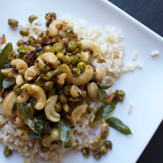 Spicy Cashew Curry.