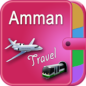 Amman Offline Map Travel Guide