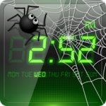 Night Stand Clock: Halloween