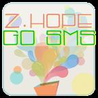 ZHOPE GO SMS THEME