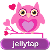 ♥ Cute Love Owls Theme SMS ♥