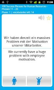 100 HR Success Phrases- screenshot thumbnail