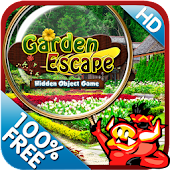 Garden Escape - Hidden Object