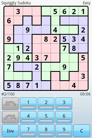 Sudoku Free - Красочные Судоку