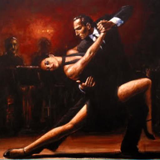 Latin Dancers Wallpaper Rcvattg Argentine Tango