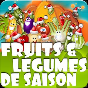 Fruits et légumes de saison 1.0