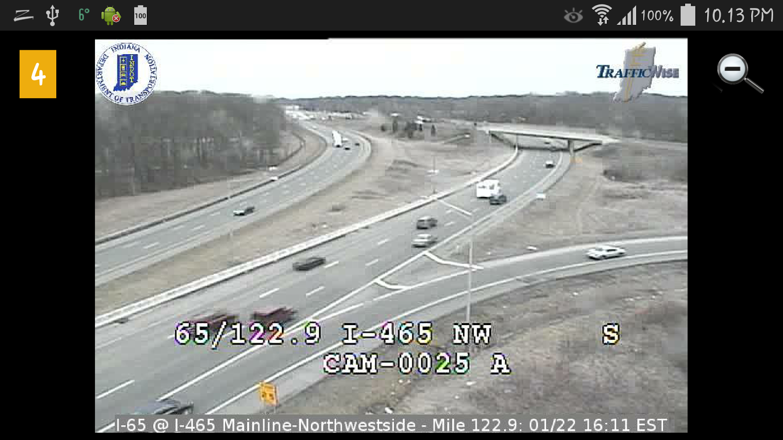 Cameras Indiana - traffic cams - Android Apps on Google Play