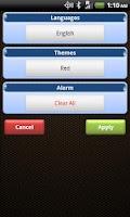 Screenshot of Smart Alarm Clock Free