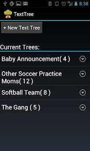 Text Tree - screenshot thumbnail