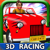 Granny Car Racing ( 3D Game)