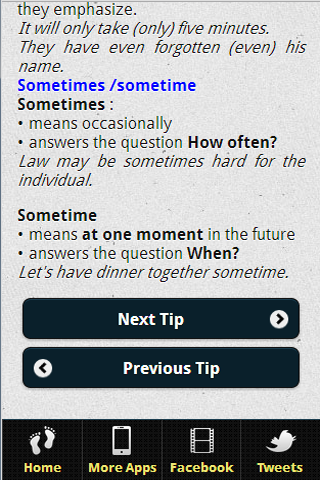 【免費教育App】TOEIC Grammar-APP點子