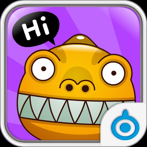 깨비키즈 깨비 공룡탐험 教育 App LOGO-硬是要APP