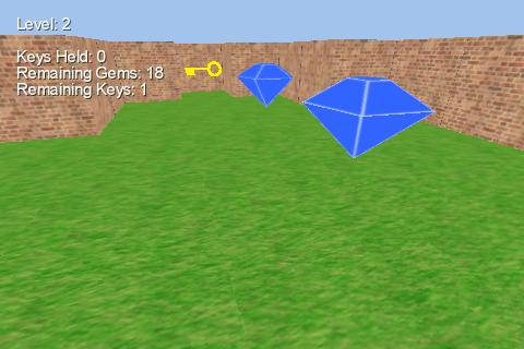 3D Games Engine - screenshot