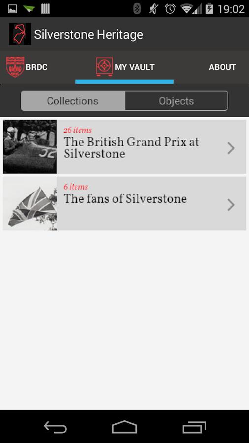 BRDC Silverstone Heritage - screenshot