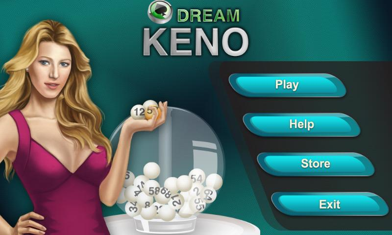 free casino games keno