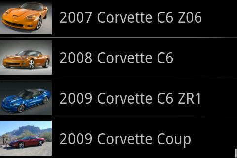 Corvette Crazy - screenshot