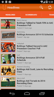 Union College Bulldogs- screenshot thumbnail