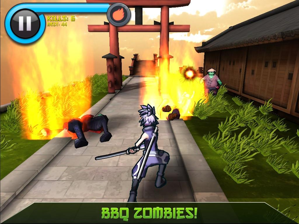 Zombitsu - screenshot