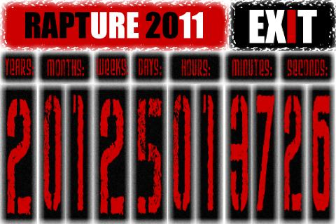 Rapture 2011 - screenshot