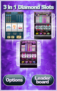 3 in 1 Diamond Slots - screenshot thumbnail