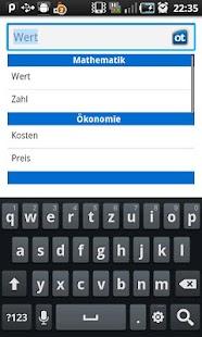 玩免費書籍APP|下載Offline Thesaurus - Synonyme app不用錢|硬是要APP