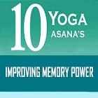 Yoga Improving Memory Power icon