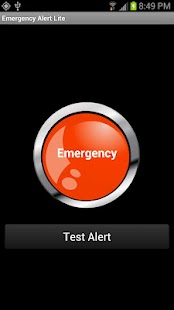Emergency Alert Lite - screenshot thumbnail