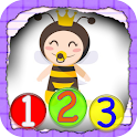 Toddler Counting Free icon