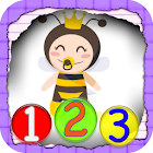Toddler Counting gratis icon