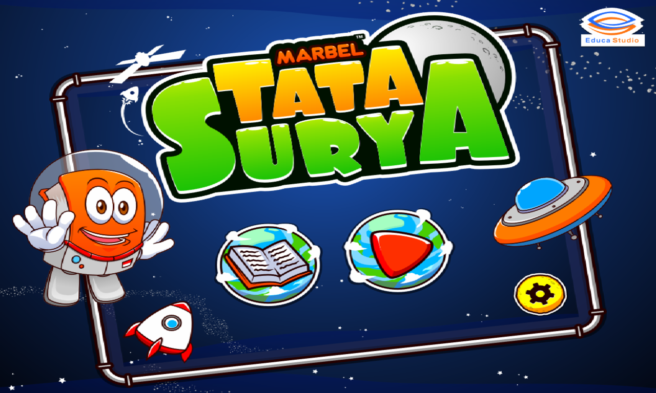 Marbel Tata Surya Android Apps On Google Play
