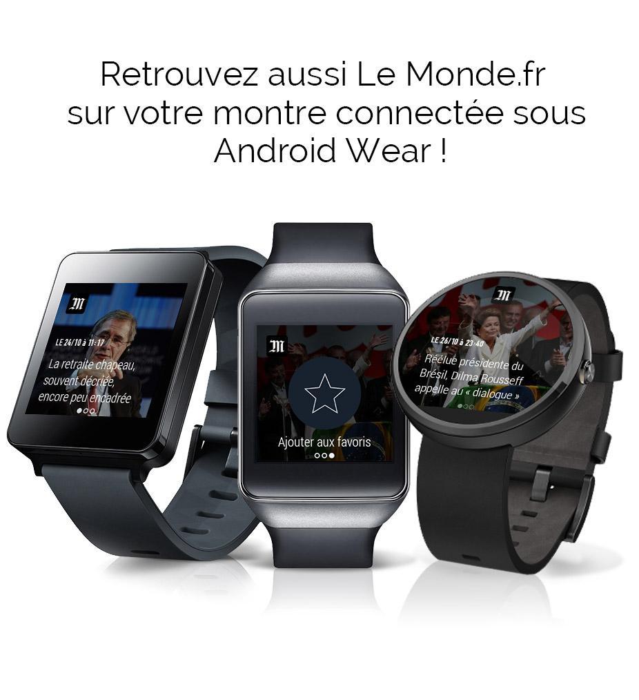 Le Monde, l'info en continu screenshot #8
