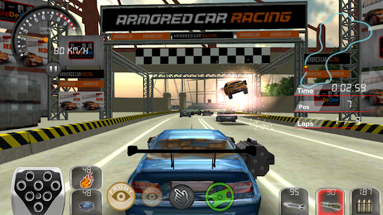 Armored Car HD (Racing Game)- screenshot thumbnail