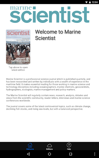 【免費商業App】Marine Scientist-APP點子