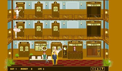 Игра Гостиничный бизнес для планшетов на Android