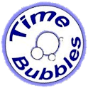 Time Bubbles! logo