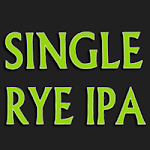 Ritual Single Rye IPA 100% El Dorado Hops