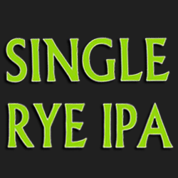 Logo of Ritual Single Rye IPA 100% El Dorado Hops