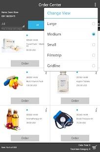 SupeRep Catalog Order Taking - screenshot thumbnail